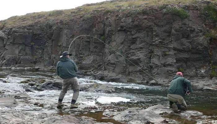 Leigusamningur við Laxá í Dölum framlengdur